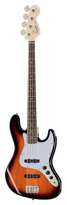 4-струнная бас-гитара Fender Squier Affinity Jazz RW BSB fender squier bullet stratocaster rw bk в украине