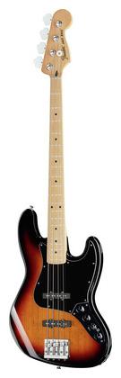4-струнная бас-гитара Fender Deluxe Active Jazz Bass 3TSB fender precision bass deluxe 5