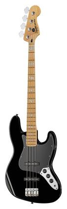 4-струнная бас-гитара Fender SQ Vint. Mod. Jazz Bass 77 BK