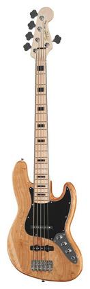 5-струнная бас-гитара Fender SQ Vintage Mod. Jazz V NT