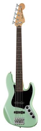5-струнная бас-гитара Fender Deluxe Active Jazz Bass V SFP fender precision bass deluxe 5