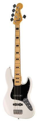 5-струнная бас-гитара Fender SQ Vintage Mod. Jazz V OWT