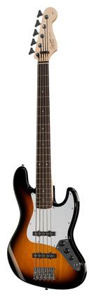 5-струнная бас-гитара Fender Squier Affinity Jazz V BSB squier