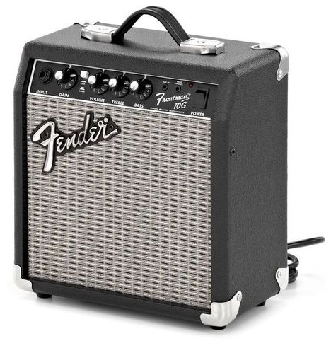 Комбо для гитары Fender FRONTMAN 10G 10 WATTS комбо для гитары fender mini tonemaster