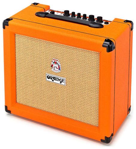 Комбо для гитары Orange Crush 35 RT комбо для гитары fender mustang gt 200