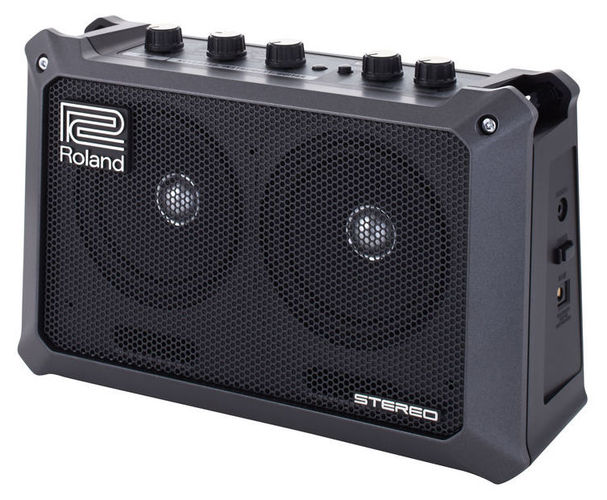 Комбо для гитары Roland Mobile Cube комбо для гитары roland cube 20xl bass