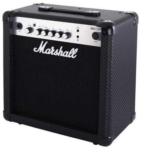 Комбо для гитары MARSHALL MG15CF комбо для гитары boss katana mini