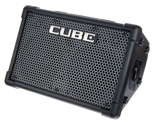 Усилитель для акустической гитар Roland Cube Street EX roland cube st black
