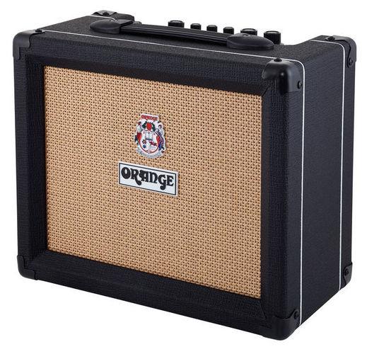 Комбо для гитары Orange Crush 20 RT black комбо для гитары vox ac30 vr