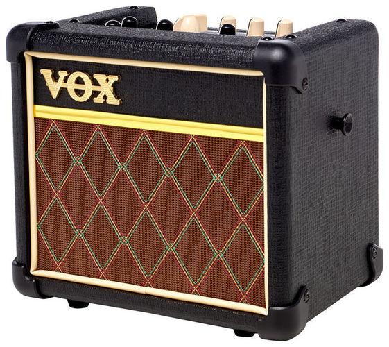 Комбо для гитары VOX Mini 3 G2 CL комбо для гитары vox mini5 rhythm iv