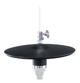 Хай-хэт и контроллер для электронной ударной установки Roland VH-11 V Drum Hi-Hat Pad хай хэт и контроллер для электронной ударной установки millenium mps 200 mono cymbal pad