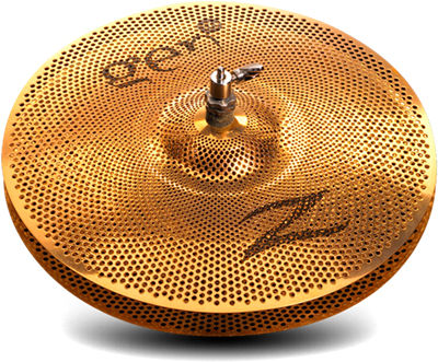 Хай-хэт и контроллер для электронной ударной установки Zildjian Gen16 Buffed Bronze 13 Hi-Hat тарелка хай хэт zultan 14 aja hi hat