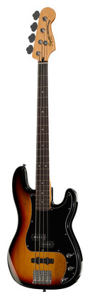 4-струнная бас-гитара Fender SQ VM Precision Bass PJ 3TS fender precision bass deluxe 5