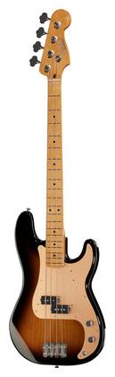 4-струнная бас-гитара Fender 50s Precision Bass MN 2TSB fender precision bass deluxe 5