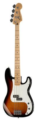 4-струнная бас-гитара Fender Std Precision Bass MN BSB 4 струнная бас гитара fender std precision bass mn lpb