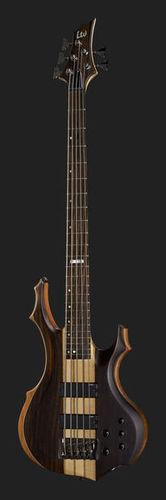 5-струнная бас-гитара ESP LTD F-5E NS кабошон родонит 11 18 мм