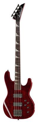 4-струнная бас-гитара Jackson CBXNT IV Trans Red tacitus annals iv–vi xi–xii l312 v 4 trans jackson latin
