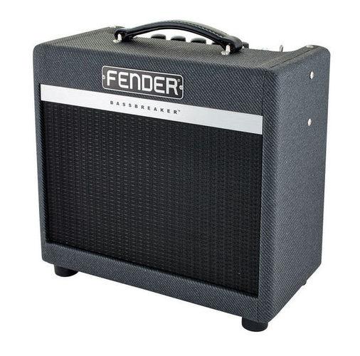 Комбо для гитары Fender Bassbreaker 007 Combo комбо для гитары fender frontman 10g 10 watts