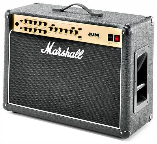 Комбо для гитары MARSHALL JVM205C комбо для гитары marshall jvm205c