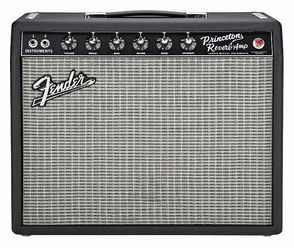 Комбо для гитары Fender 65 Princeton Reverb комбо для гитары fender frontman 10g 10 watts