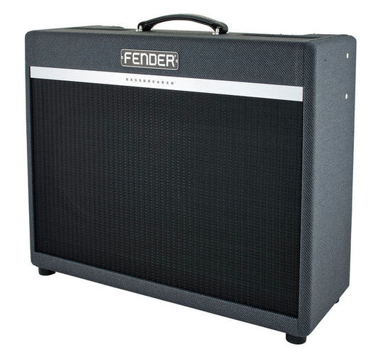 Комбо для гитары Fender Bassbreaker 18/30 Combo комбо для гитары fender mustang gt 200