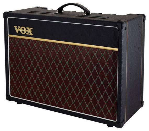 Комбо для гитары VOX AC15 C1X