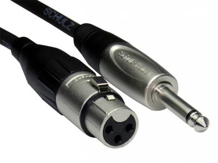 Аудио кабель Schulz Kabel MLK 3 schulz wms 15 m