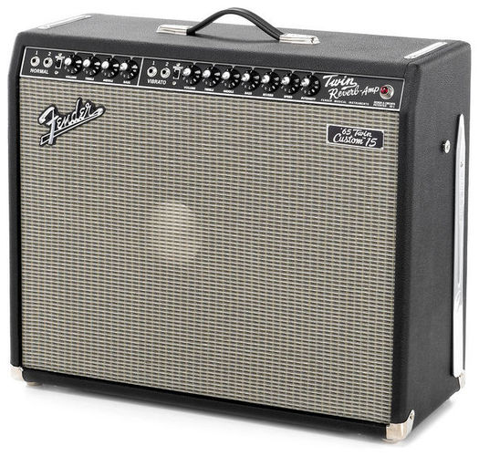 Комбо для гитары Fender 65 Twin Custom 15 комбо для гитары fender mini tonemaster