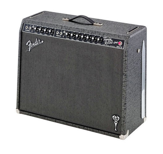 Комбо для гитары Fender George Benson Twin Reverb стоимость