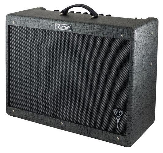 Комбо для гитары Fender Hot Rod Deluxe George Benson комбо для гитары fender mustang gt 200