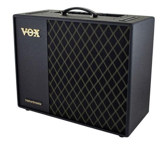 Комбо для гитары VOX VT100X комбо для гитары vox mini5 rhythm iv