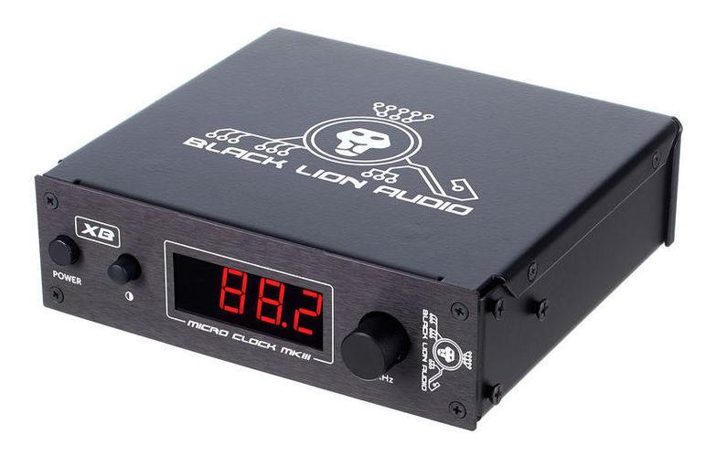 Генератор синхросигнала Black Lion Audio Micro Clock MkIII XB