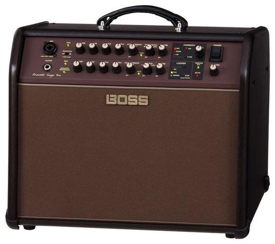 Усилитель для акустической гитар Boss Acoustic Singer Pro усилитель для акустической гитар roland cube street ex