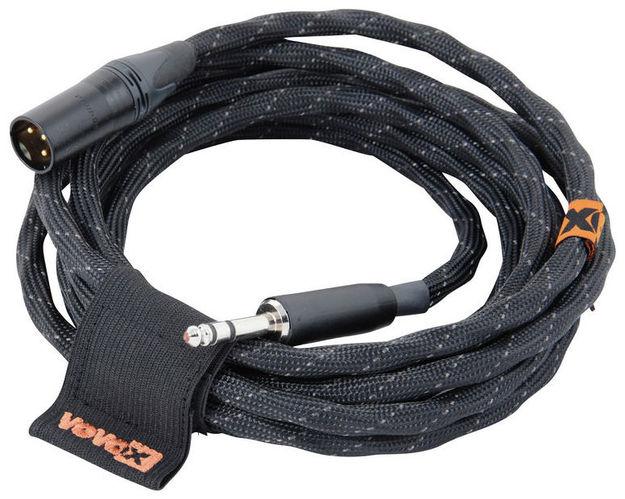 Аудио кабель Vovox link protect S350 TRS/XLRm аудио кабель vovox link direct s100 trs xlrm
