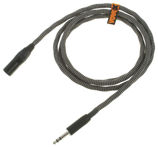 Аудио кабель Vovox sonorus direct S200 TRS/XLR аудио кабель vovox link direct s200 trs xlrf