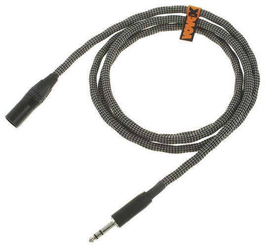 Аудио кабель Vovox sonorus direct S200 TRS/XLR батарея для qtek s200