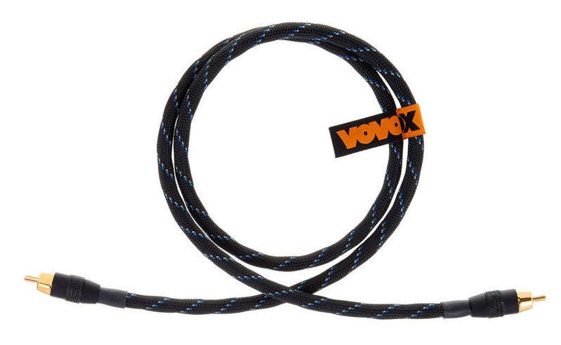Кабель цифровой Vovox link protect AD 100 S/PDIF кабель цифровой vovox link direct sd100 aes ebu