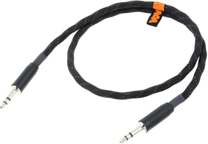 Кабель инструментальный Vovox link protect S100 TRS/TRS кабель инструментальный vovox link direct s100 trs trs