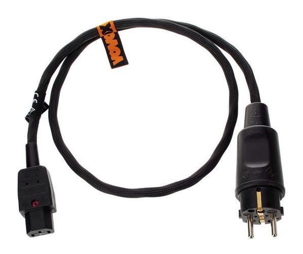 Кабель питания Vovox Initio Power 100 кабель цифровой vovox link direct sd100 aes ebu