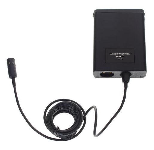Петличный микрофон Audio-Technica PRO 70