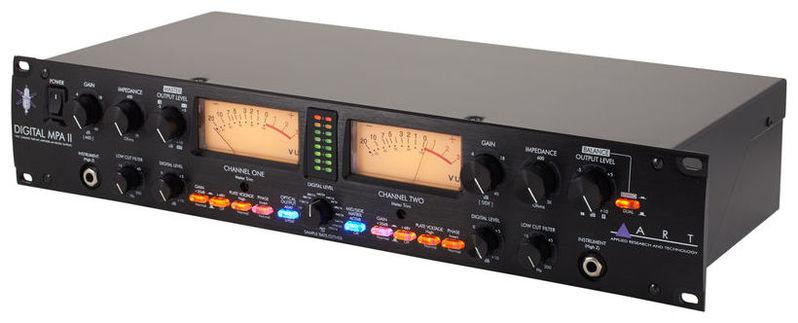 Микрофонный предусилитель Art Digital MPA II предусилитель стерео icon audio ba 2 mk ii