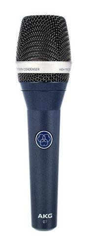 Конденсаторный микрофон AKG C7 микрофоны akg d7 вокальный микрофон