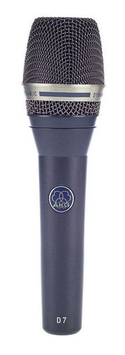 Динамический микрофон AKG D7 микрофоны akg d7 вокальный микрофон