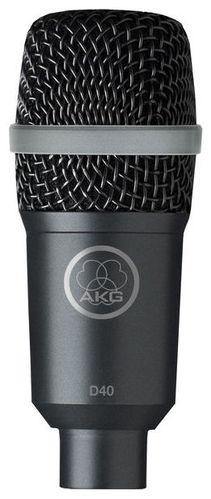 Универсальный инструментальный микрофон AKG D40 akg y 40