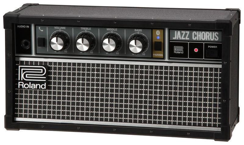Активная акустическая система Roland JC-01B гитарный усилитель roland micro cube gx red
