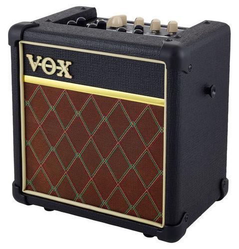Гитарный усилитель VOX MINI5 Rhythm CL комбо для гитары vox mini 3 g2 cl