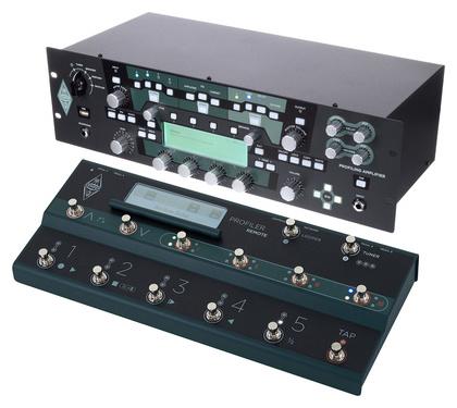Гитарный усилитель Kemper Profiling Amp PowerRack Set impurity profiling of drugs and pharmaceuticals