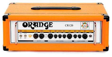 Усилитель головы Orange Crush CR120H усилитель головы orange micro terror