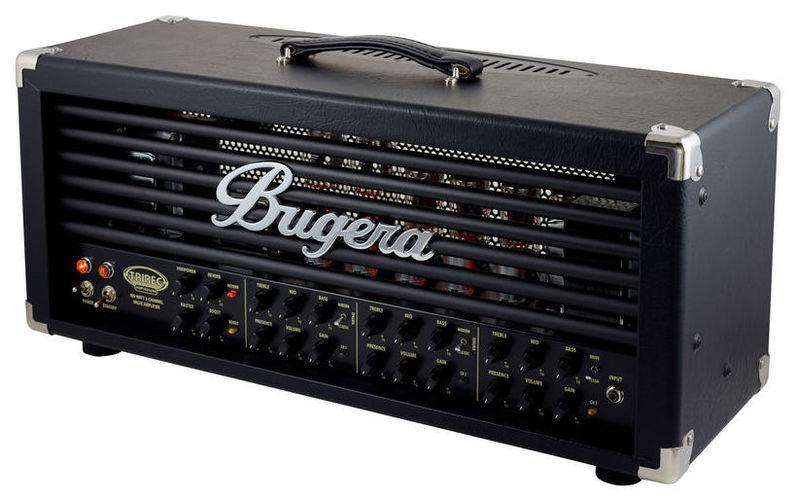 Усилитель головы BUGERA Trirec Infinium гитарный усилитель bugera 6262 infinium