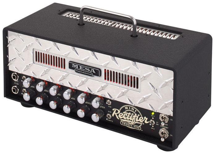 Усилитель головы Mesa Boogie Mini Rectifier Twenty-Five Top цена и фото